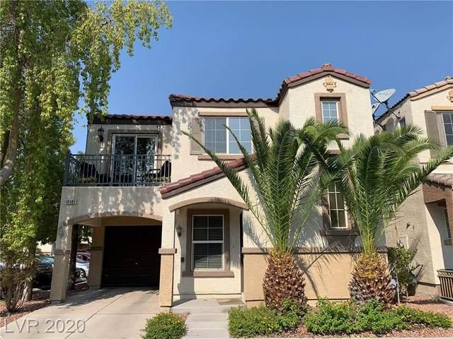 10383 Woven Wonders Street, Las Vegas, NV 89183 (MLS #2224539) :: Billy OKeefe | Berkshire Hathaway HomeServices