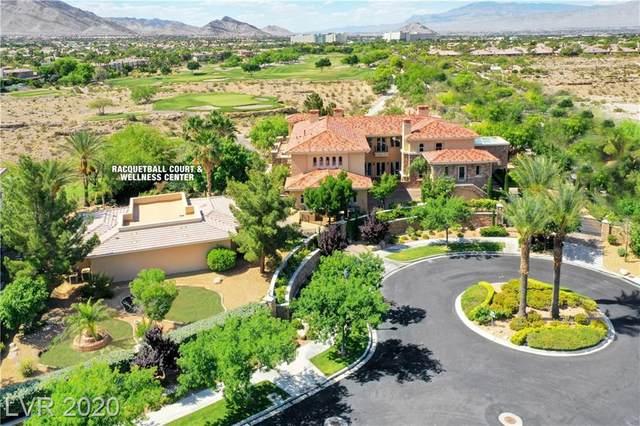 10000 Summit Canyon Drive, Las Vegas, NV 89144 (MLS #2224572) :: Helen Riley Group | Simply Vegas
