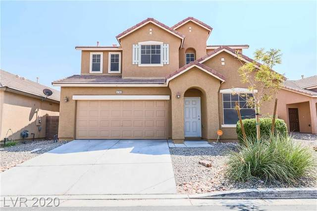 3763 Prairie Orchid Avenue, North Las Vegas, NV 89081 (MLS #2224596) :: Jeffrey Sabel