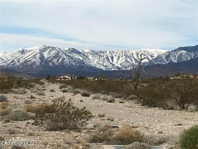 0 Ohare, Las Vegas, NV 89166 (MLS #2224603) :: Performance Realty