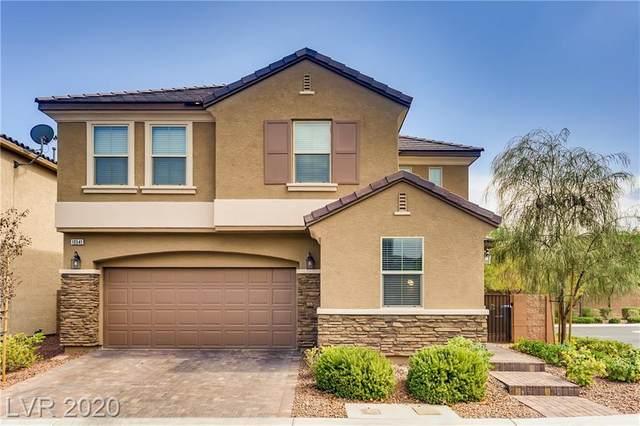 10541 Sparks Summit Lane, Las Vegas, NV 89166 (MLS #2224630) :: The Lindstrom Group