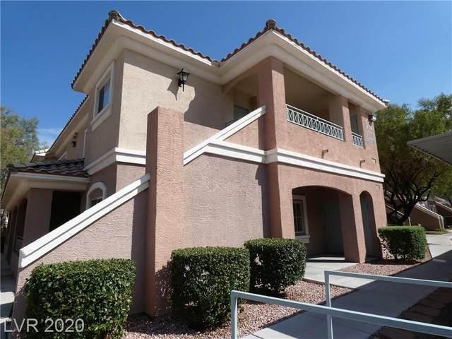 352 Amber Pine Street #101, Las Vegas, NV 89144 (MLS #2224703) :: Jeffrey Sabel