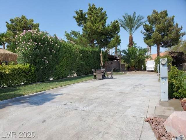 8175 Arville Street #114, Las Vegas, NV 89139 (MLS #2224704) :: Performance Realty