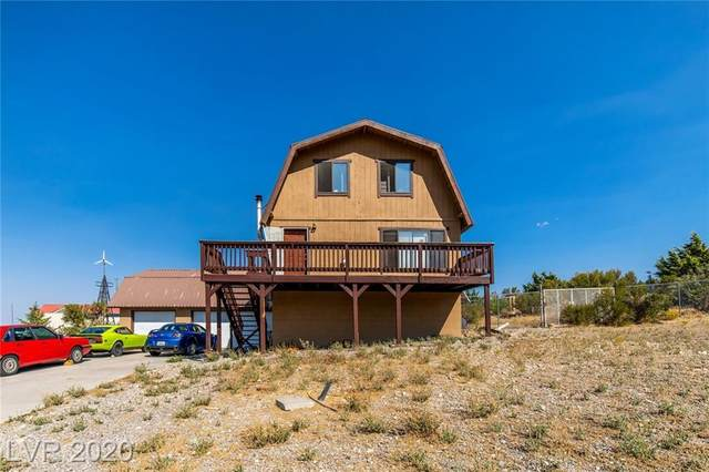 45 Camp Bonanza Road, Cold Creek, NV 89124 (MLS #2224725) :: Billy OKeefe | Berkshire Hathaway HomeServices
