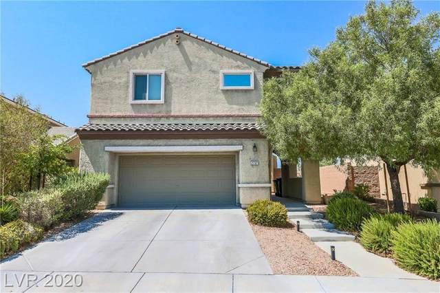 2737 Invermark Street, Henderson, NV 89044 (MLS #2224733) :: Signature Real Estate Group