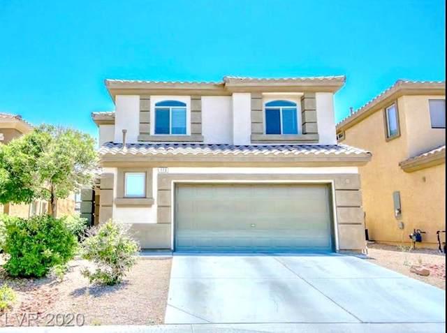 173 Water Hazard Lane, Las Vegas, NV 89148 (MLS #2224765) :: Hebert Group | Realty One Group