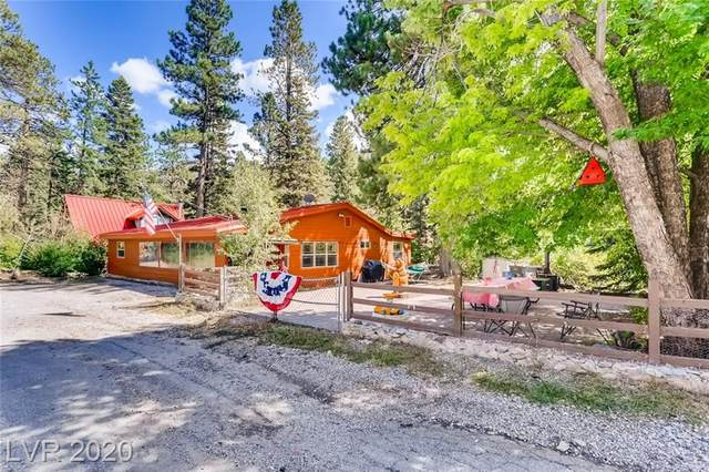 4557 Yellow Pine Avenue, Mount Charleston, NV 89124 (MLS #2224789) :: Kypreos Team