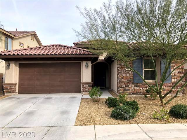 860 Via Del Cerchi, Henderson, NV 89011 (MLS #2224849) :: Helen Riley Group | Simply Vegas