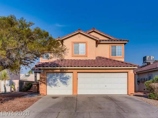 3434 Dapple Drive, North Las Vegas, NV 89032 (MLS #2224852) :: Jeffrey Sabel