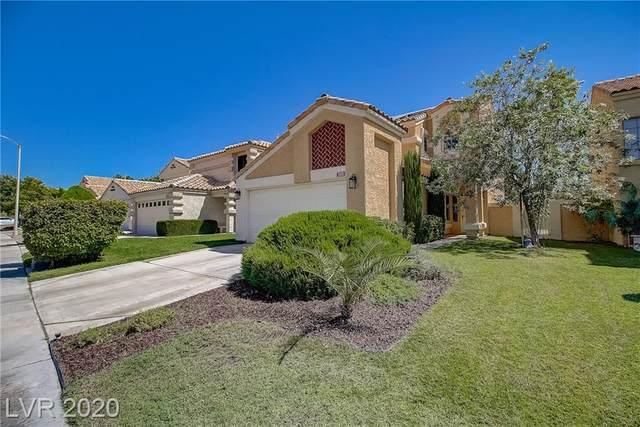 3100 Ocean View Drive, Las Vegas, NV 89117 (MLS #2224889) :: Jeffrey Sabel