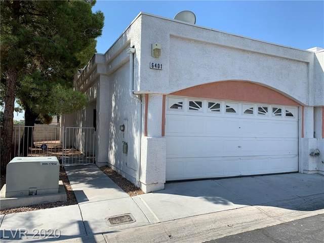 6401 Melody Rose Avenue, Las Vegas, NV 89108 (MLS #2224931) :: Helen Riley Group | Simply Vegas