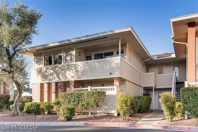 2879 Geary Place #2804, Las Vegas, NV 89109 (MLS #2224997) :: The Perna Group