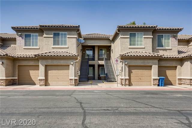 4660 Basilicata Lane #202, North Las Vegas, NV 89084 (MLS #2225002) :: The Mark Wiley Group | Keller Williams Realty SW