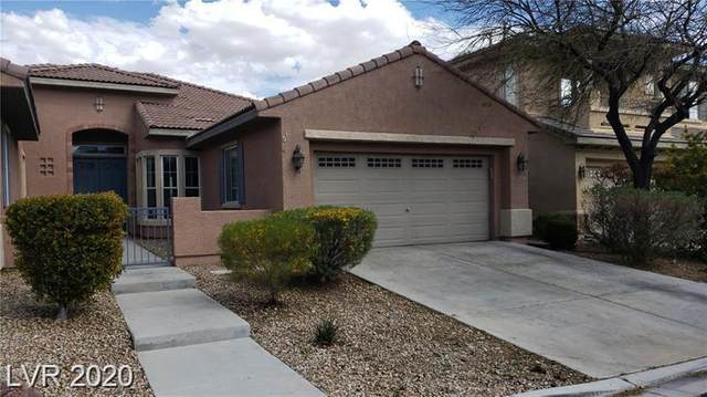 7524 Midnight Rambler Street, Las Vegas, NV 89149 (MLS #2225005) :: Jeffrey Sabel