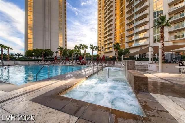 145 E Harmon Avenue #405, Las Vegas, NV 89109 (MLS #2225011) :: The Mark Wiley Group | Keller Williams Realty SW