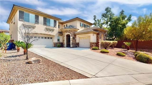 890 La Sconsa Drive, Las Vegas, NV 89138 (MLS #2225028) :: Helen Riley Group | Simply Vegas