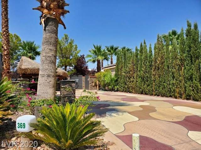 8175 Arville Street #369, Las Vegas, NV 89139 (MLS #2225119) :: The Mark Wiley Group | Keller Williams Realty SW