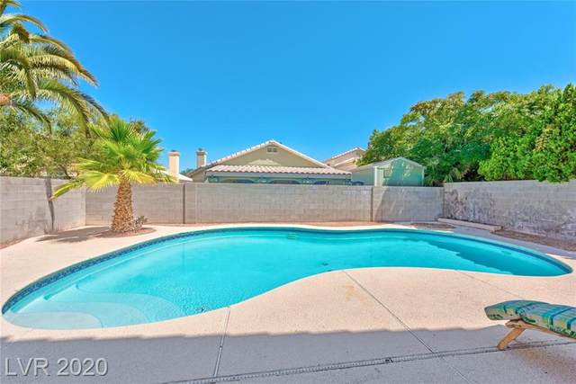 5502 Olympic Spirit Lane, Las Vegas, NV 89113 (MLS #2225128) :: Billy OKeefe | Berkshire Hathaway HomeServices