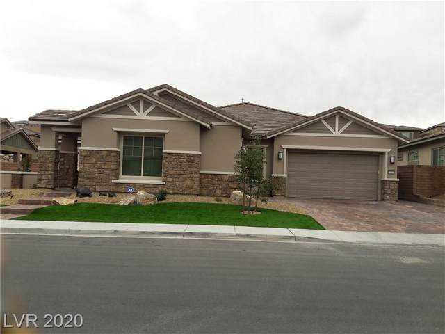 11111 Luna Blanca Drive, Las Vegas, NV 89138 (MLS #2225129) :: Jeffrey Sabel