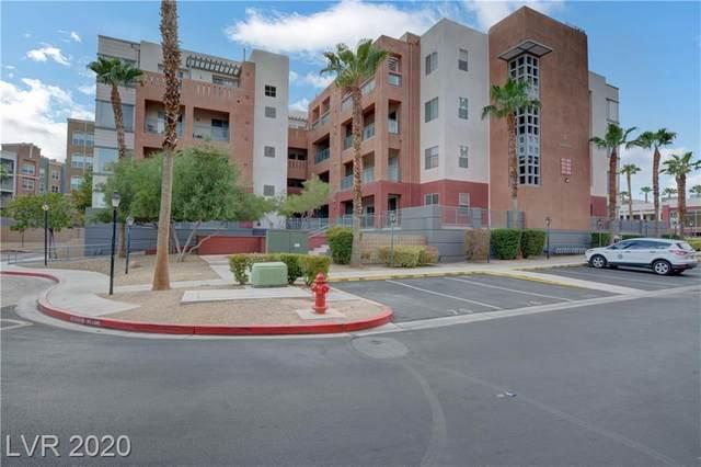 51 Agate Avenue #407, Las Vegas, NV 89123 (MLS #2225150) :: The Lindstrom Group