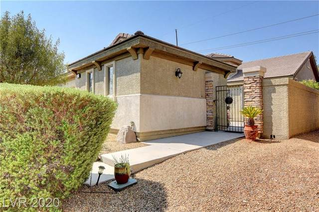 5817 Pleasant Palms Street, North Las Vegas, NV 89081 (MLS #2225173) :: The Lindstrom Group