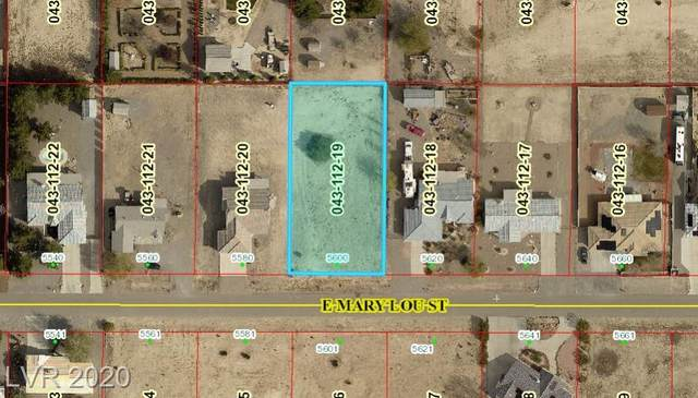 5600 Mary Lou Street, Pahrump, NV 89061 (MLS #2225183) :: Helen Riley Group | Simply Vegas