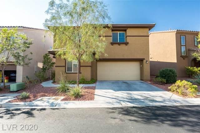 10537 Thor Mountain Lane, Las Vegas, NV 89166 (MLS #2225185) :: The Lindstrom Group