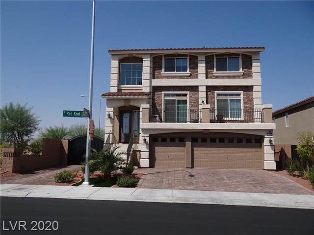 10195 Red Knot Street, Las Vegas, NV 89141 (MLS #2225197) :: The Mark Wiley Group | Keller Williams Realty SW