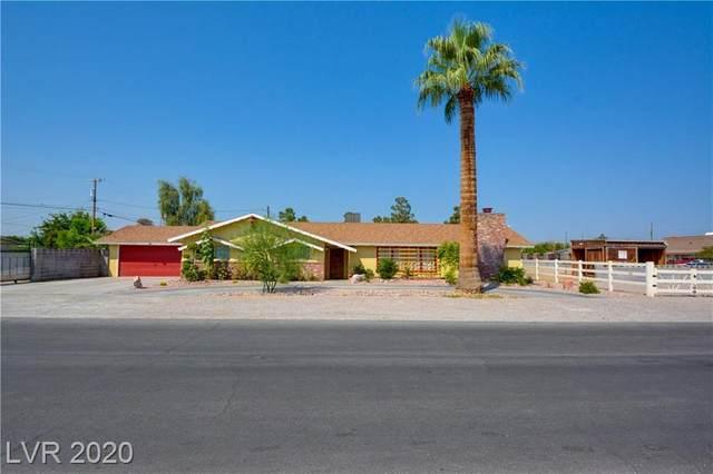 5145 Auborn Avenue, Las Vegas, NV 89108 (MLS #2225212) :: Helen Riley Group | Simply Vegas