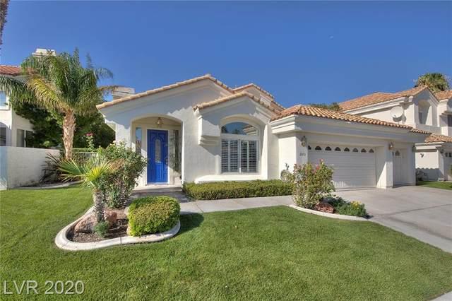 2973 Harbor Cove Drive, Las Vegas, NV 89128 (MLS #2225263) :: Jeffrey Sabel