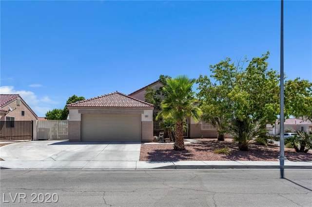5924 Puka Shell Street, North Las Vegas, NV 89031 (MLS #2225277) :: Helen Riley Group   Simply Vegas