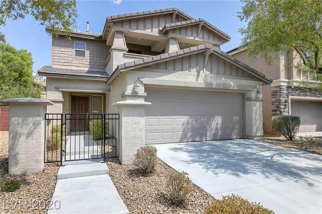 5612 Spiceberry Drive, Las Vegas, NV 89135 (MLS #2225291) :: Jeffrey Sabel