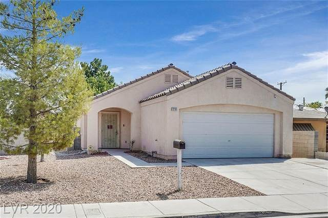 2216 Carroll Street, North Las Vegas, NV 89030 (MLS #2225298) :: Helen Riley Group | Simply Vegas