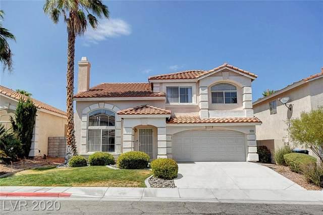 9731 Silver Dew Street, Las Vegas, NV 89183 (MLS #2225320) :: The Mark Wiley Group | Keller Williams Realty SW