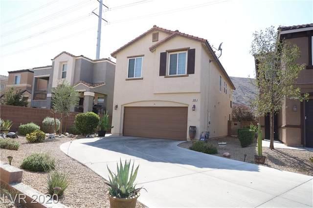 3835 Zodiacal Light Street, Las Vegas, NV 89129 (MLS #2225331) :: Helen Riley Group | Simply Vegas