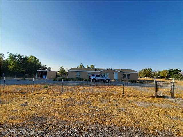 2261 Carson Street, Pahrump, NV 89048 (MLS #2225385) :: Jeffrey Sabel