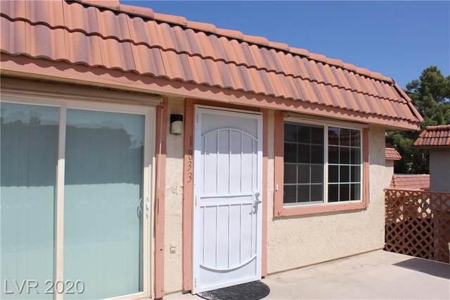 1833 Avacado Court, Henderson, NV 89014 (MLS #2225406) :: Jeffrey Sabel