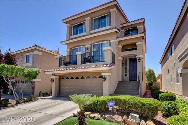 5247 Tulip Hill Avenue, Las Vegas, NV 89141 (MLS #2225436) :: Helen Riley Group | Simply Vegas