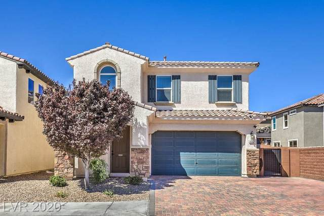 10053 Monthaven Court, Las Vegas, NV 89178 (MLS #2225480) :: Vestuto Realty Group