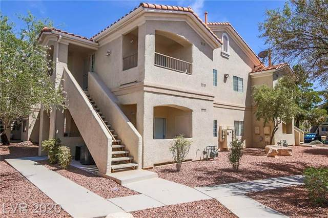 1881 Alexander Road #108, North Las Vegas, NV 89032 (MLS #2225518) :: Kypreos Team