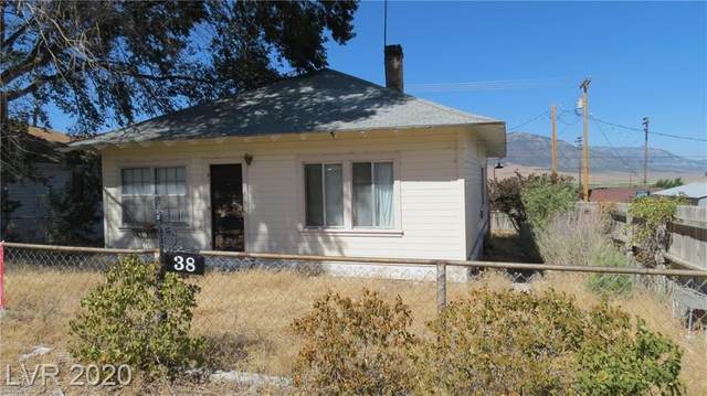 38 Second Street, Mcgill, NV 89318 (MLS #2225519) :: Signature Real Estate Group