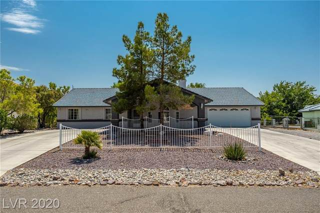 5781 Mary Lou Street, Pahrump, NV 89061 (MLS #2225522) :: Helen Riley Group | Simply Vegas