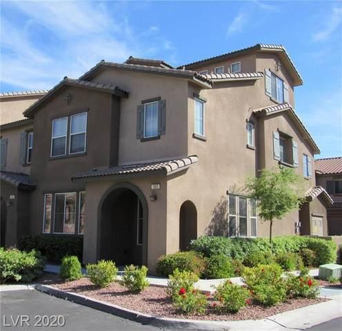 11506 Belmont Lake #101, Las Vegas, NV 89135 (MLS #2225558) :: Jeffrey Sabel