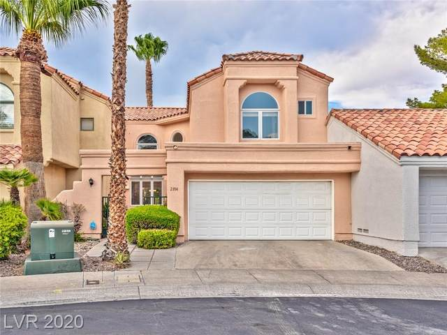 2104 Lookout Point Circle, Las Vegas, NV 89117 (MLS #2225596) :: Jeffrey Sabel