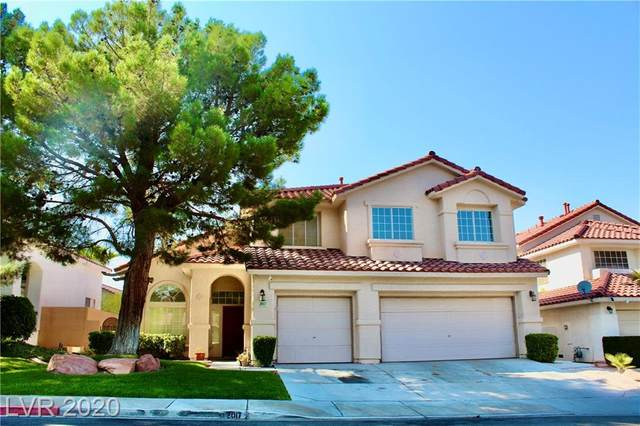2017 Sedona Creek Circle, Las Vegas, NV 89128 (MLS #2225624) :: The Lindstrom Group
