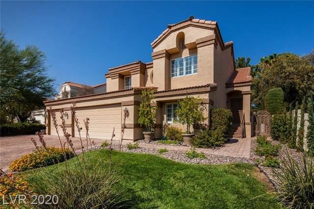 1836 Birdie Lane, Henderson, NV 89074 (MLS #2225639) :: Helen Riley Group | Simply Vegas