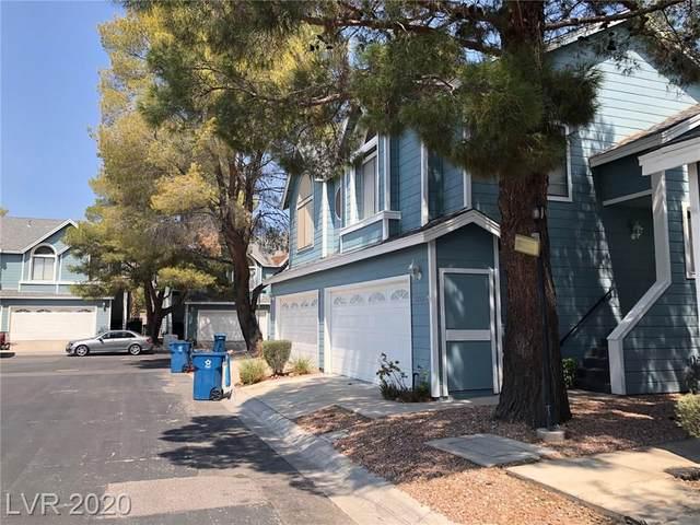 3216 Brahms Drive, Las Vegas, NV 89146 (MLS #2225644) :: Jeffrey Sabel