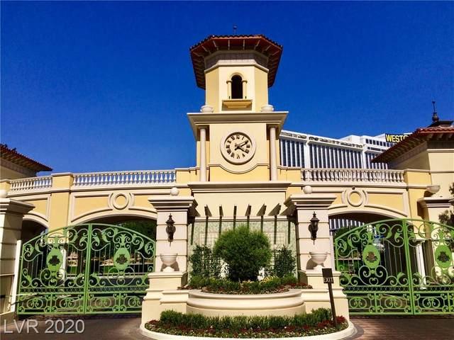 2777 Paradise Road #3102, Las Vegas, NV 89109 (MLS #2225648) :: Kypreos Team
