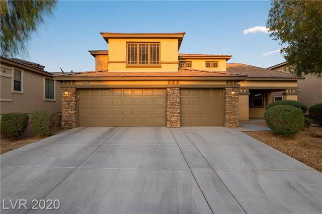 6234 Palmona Street, North Las Vegas, NV 89031 (MLS #2225675) :: Helen Riley Group | Simply Vegas