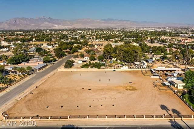 0 N Maverick Street, Las Vegas, NV 89130 (MLS #2225678) :: Billy OKeefe | Berkshire Hathaway HomeServices